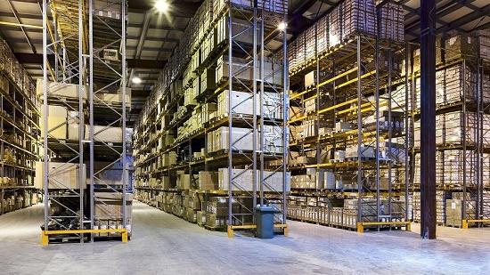 上海锦蔚物流生产制造行业仓储物流配送服务案例
