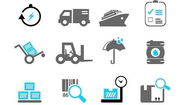 上海锦蔚物流浅谈物流信息的四个功能层次