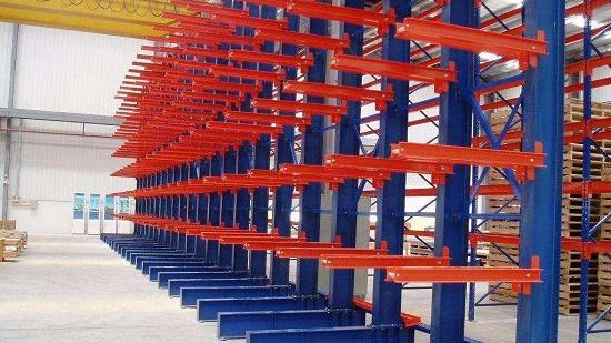 上海仓储公司浅谈悬臂式货架、流动式货架和模具货架