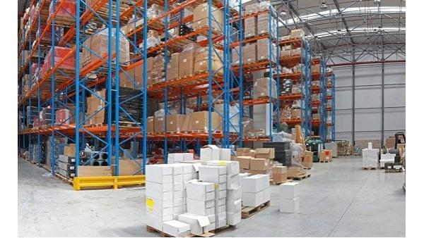 上海锦蔚物流浅谈仓储管理在物流中的地位