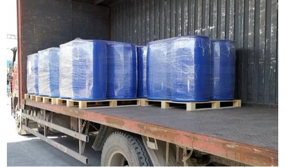 上海锦蔚物流为珍昕商贸提供仓储物流服务