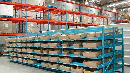 仓储服务公司常使用的仓库货架有哪些?