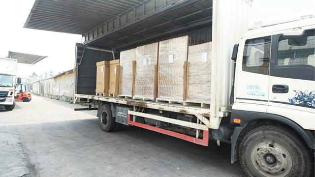 上海物流运输服务方式的详细介绍